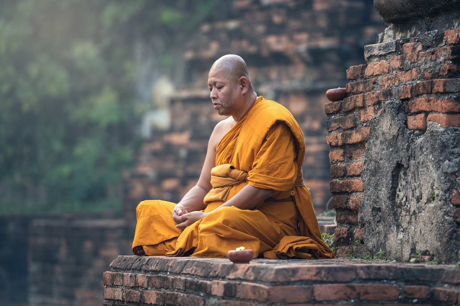 fehler beim Meditieren